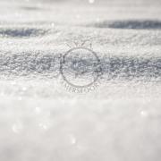 sneeuw op de velden