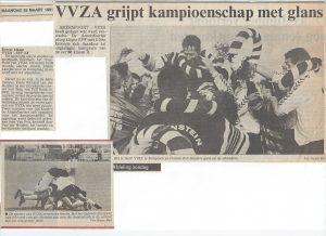 VVZA 24 maart 1991