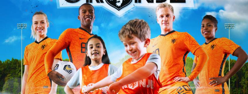 als oranje